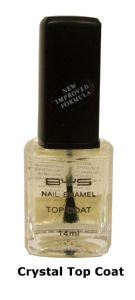 <b>BYS Nail Polish - Crystal Top Coat No. 05</b>